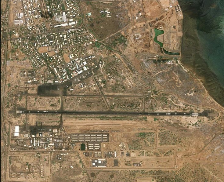 Best Djibouti Images On Pinterest Africa Horn And East Africa - Us military bases in africa map