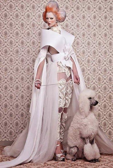 mikapoka: couture