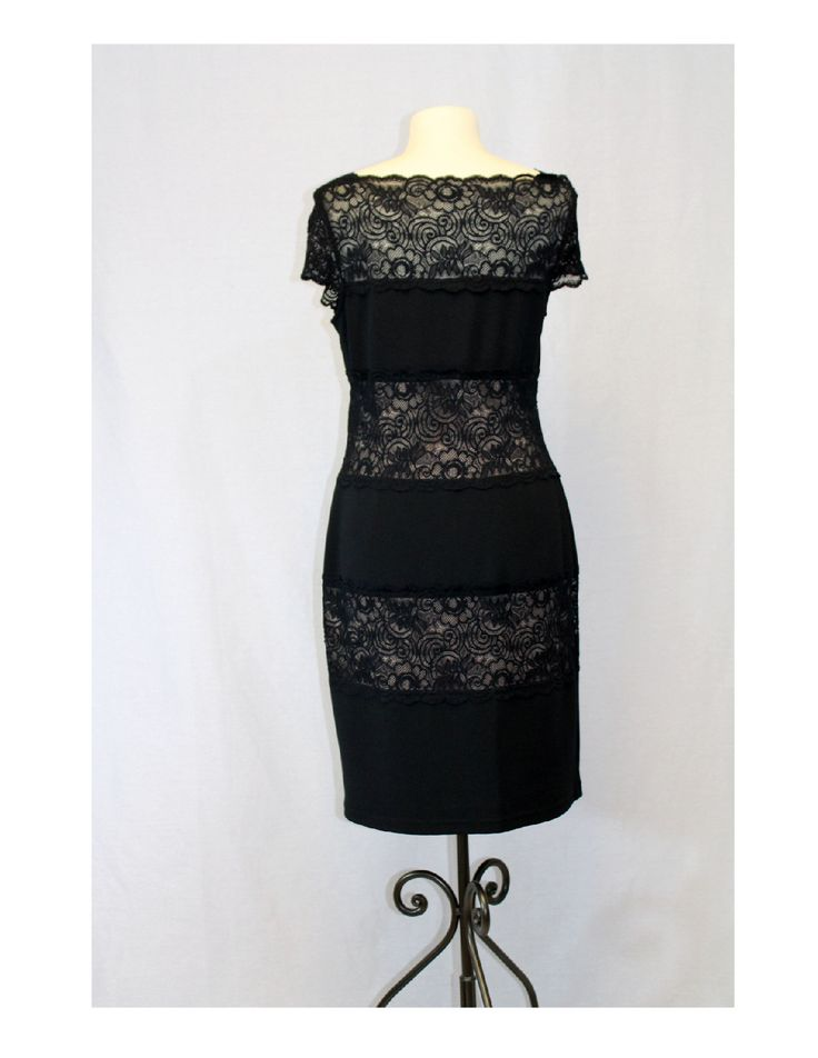 Joseph Ribkoff Lace Dress