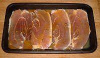 Honey, Mustard and Pineapple Gammon Steaks - The Pig Site