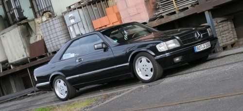 Schmidtchen Schleicher: 1990er #Mercedes-Benz 560 #SEC (C126)