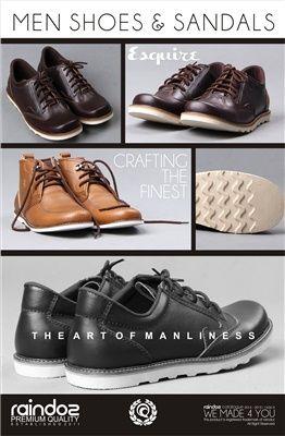 Sepatu Cowok Keren dan Trendy