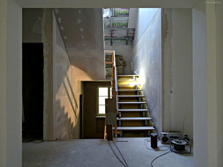 96 best smg-treppen ☆ Holztreppen images on Pinterest Stairs - holz treppe design atmos studio
