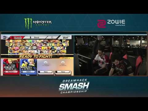 Dreamhack Smash 4 Championship Top 8