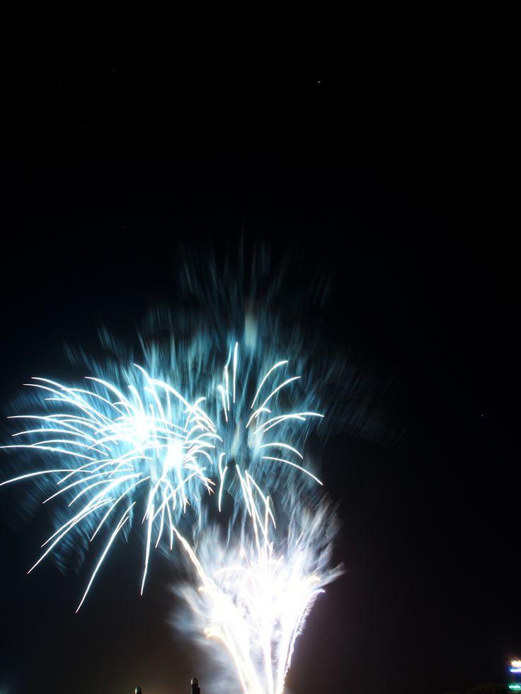 Fireworks. By Erin Sheena Byrne. Taken: 15/03/2014