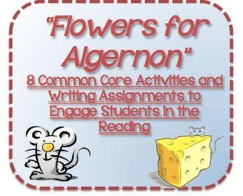 essay flowers for algernon