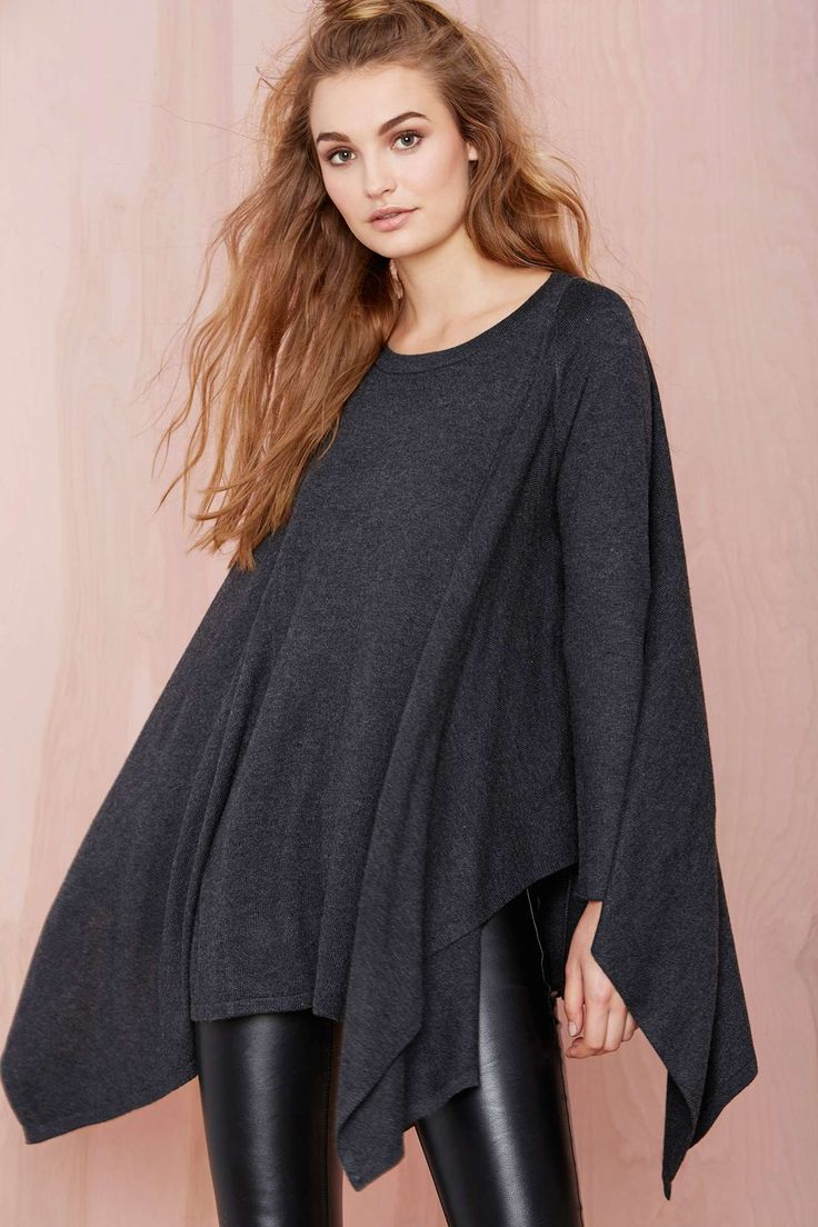 Loose Cannon Sweater | Shop What's New at Nasty Gal