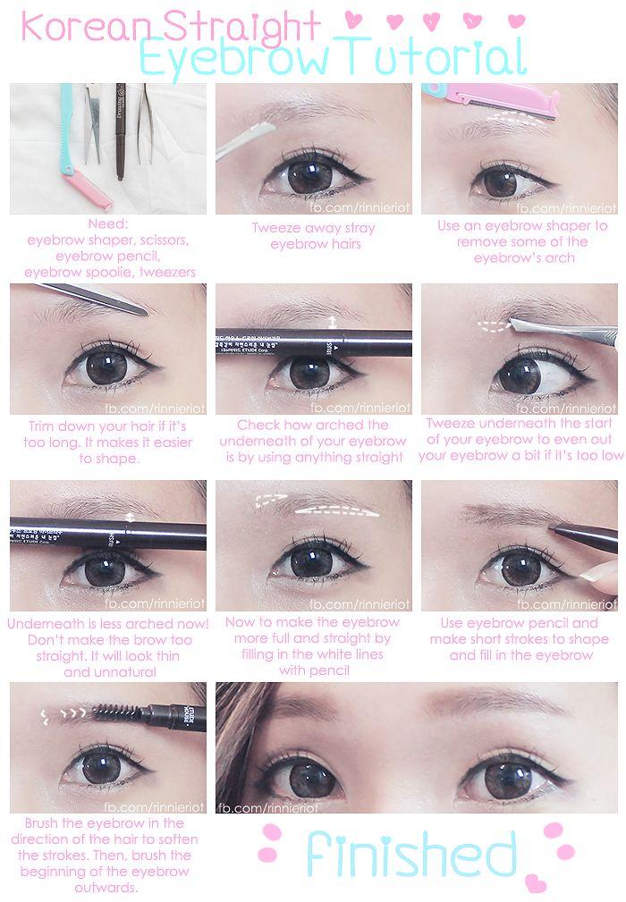 Best 25+ Eyebrow styles ideas on Pinterest | Perfect eyebrow shape ...