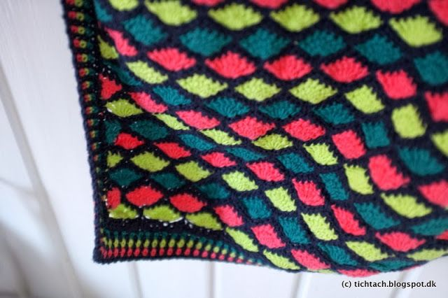 The luxury of Everyday:  crochet towels with different patterns by #tichtach