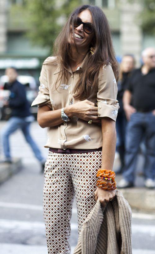 Viviana Volpicella - Total Fashion on two legs!