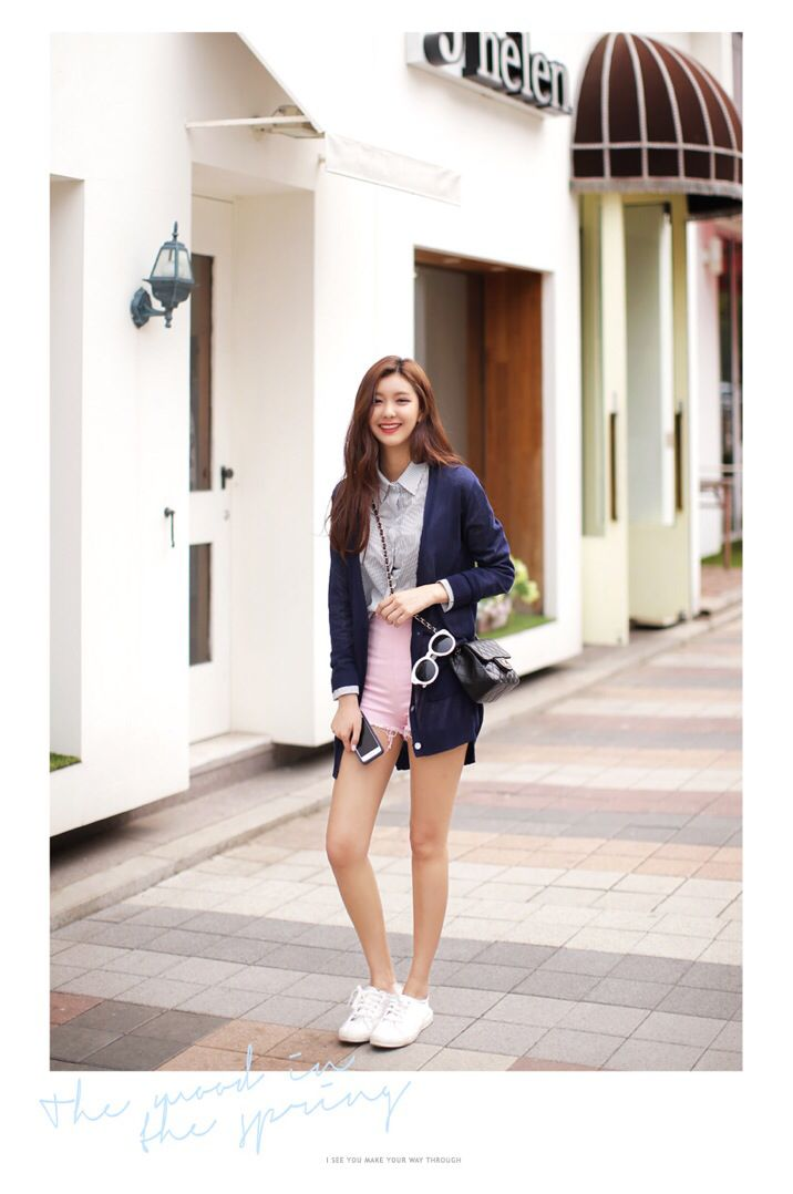 Dahong Fashion Pinterest Korean Korean Fashion And