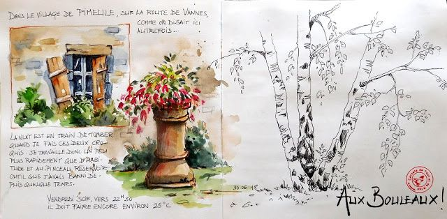 Dessins Dans Mon Village Drawing In My Hamlet Dessin Drawing