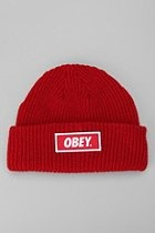 OBEY Standard Issue Beanie  #UrbanOutfitters: Obey Standard, Urban Outfitters, Beanie Urbanoutfitters, Issue Beanie