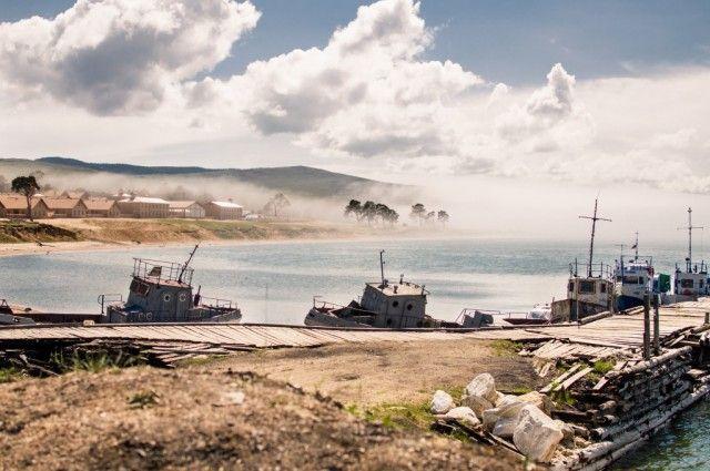 Jezioro Bajkał, Syberia, Zwykłe, niezwykłe, ROSJA