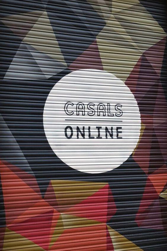 Tenemos nueva imagen corporativa! http://casalsonline.es/
