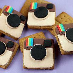 Photocamera cookie