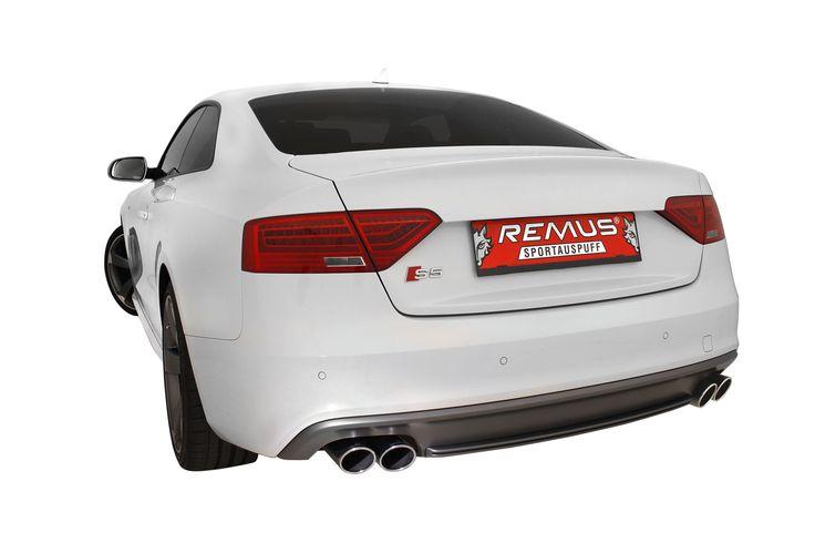 Mocy nigdy za wiele!  Choć Audi S5 na zadyszkę nie narzeka, zawsze może być jeszcze szybsze - teraz również dzięki Wilkowi :)  Powerizer REMUS INNOVATION to dodatkowe 74 koni - podnoszące moc do 407 KM! A wszystko to błyskawicznie i bezpiecznie.  Remus Polska http://www.remus-polska.pl/powerizer-podniesienie-mocy-samochody/