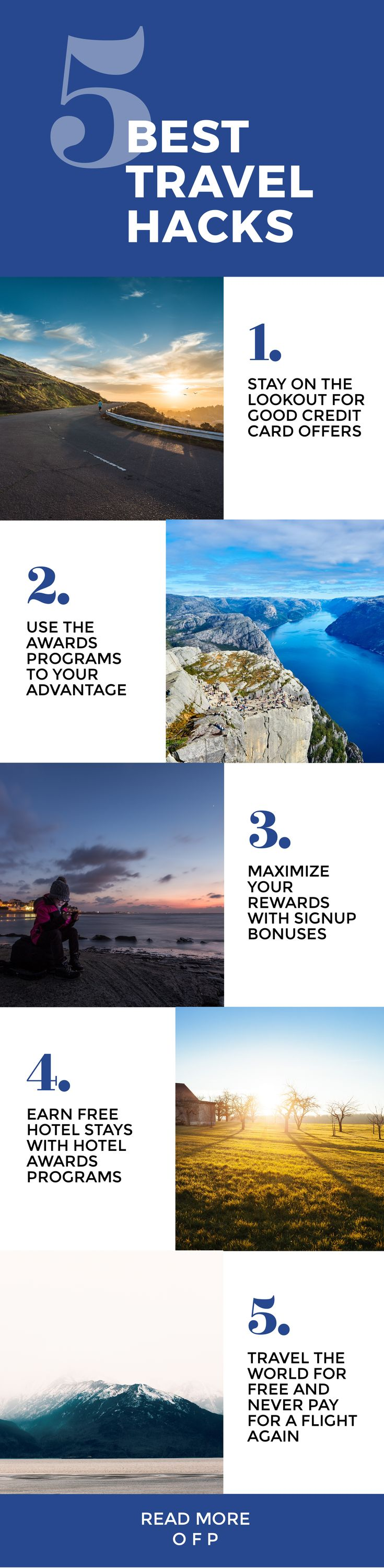 We travel the world for (almost) nothing now and you can do exactly the same. With #Travel #Hacks you can use #Rewards to get free flights and hotel stays like we do...