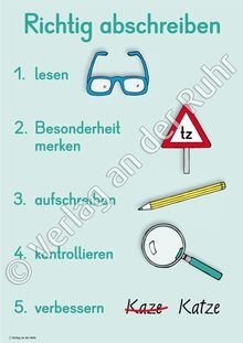 Verlag an der Ruhr – Deutsch-Wissen – Klasse 1/2
