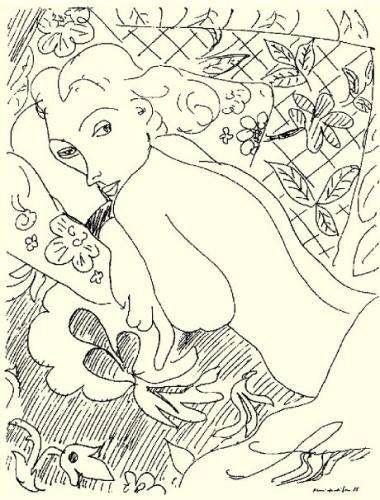 Matisse - 1935?                                                                                                                                                      Más