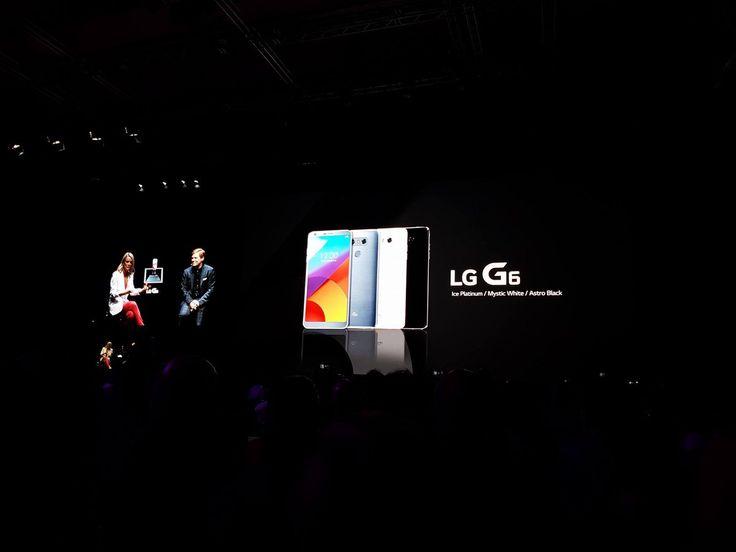 Az LG G6 elérhető színei a képen! http://ahiramiszamit.blogspot.ro/2017/02/az-lg-g6-elerheto-szinei-kepen.html
