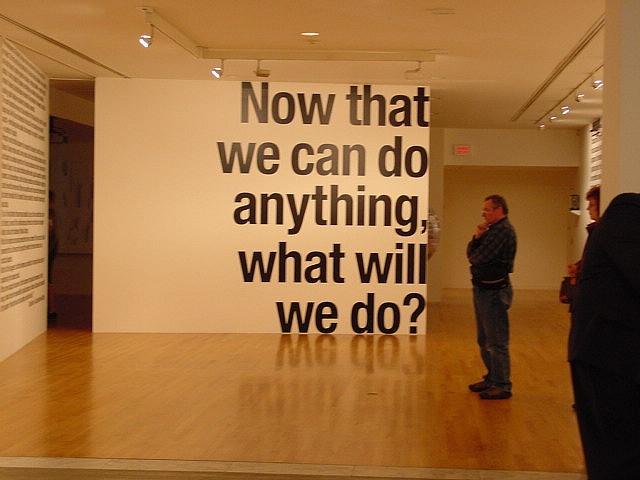 """Bruce Mau's """"Massive Change"""" exhibit"""