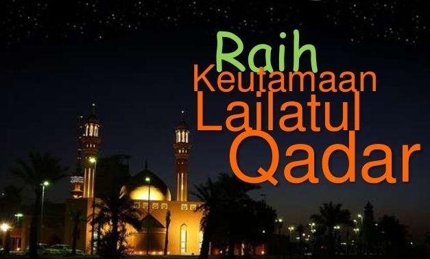 """CARA MUDAH Mendapat LAILATUL QADAR  Carilah lailatul qadar pada sepuluh malam terakhir dari bulan Ramadhan. (HR. Bukhari dan Muslim).  Bismillah walhamdulillah was shalatu was salamu 'ala Rasulillah wa alihi wa ashabih ajma'in. Di malam LAILATUL QADAR berlaku ketentuan """"khairun min alfi syahrin"""" (lebih baik dari 1000 bulan). Amal baik apapun yang kita lakukan di saat LAILATUL QADAR akan diberi pahala LEBIH BAIK dari amalan kita selama 1000 bulan di waktu-waktu yang lain. Bila kita membaca Al…"""