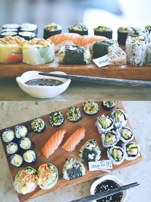 thesunnysideofsouthernlife:  make it a spicy tuna!