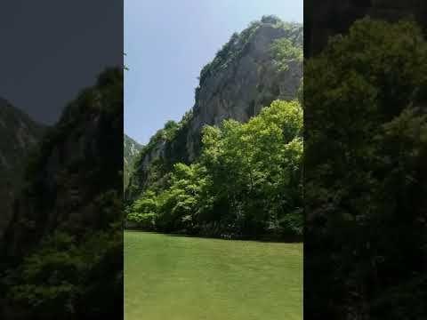 Kastamonu Cide Malyas Kanyonu - YouTube