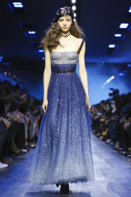 There's something quite measured in the way that Maria Grazia Chiuri approaches the modern Dior woman. This season's outing, her second ready-to-wear collection, but third in total for ...