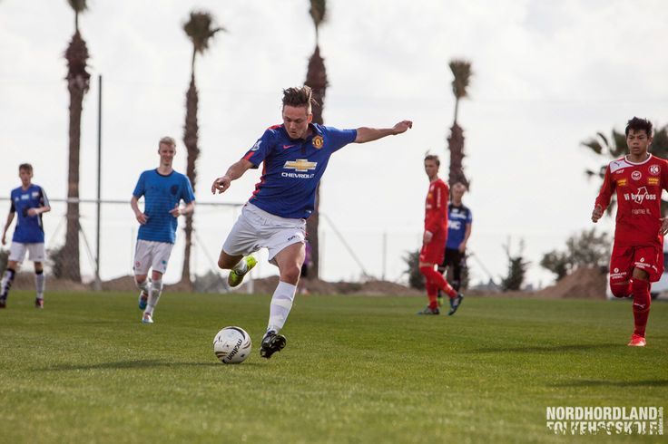 Fotball treningsleir, Tyrkia, Nordhordland Folkehøgskole