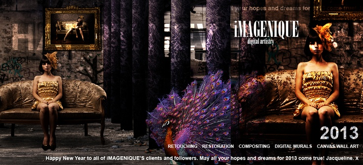 iMAGENIQUE Compositing January 2013