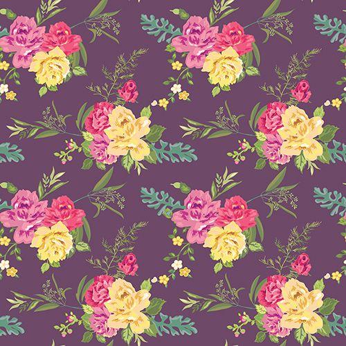 Красивая цветочная скрап бумага (9 шт.) + исходники | Скрапинка - дополнительные материалы для распечатки для скрапбукинга