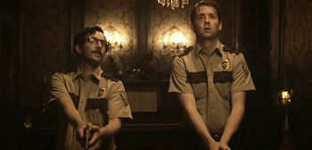 Amusing Horror Comedy Short Film 'Bundle of Nerves' About 2 Cops http://filmanons.besaba.com/amusing-horror-comedy-short-film-bundle-of-nerves-about-2-cops/  «You know what I would love? Something normal.» It's October once again, that spooky time of the year when movie lovers go crazy watching horror films waiting for Halloween to arrive. To get you in the mood, check out this horror comedy short film titled Bundle of Nerves about two friendly local cops from the […]