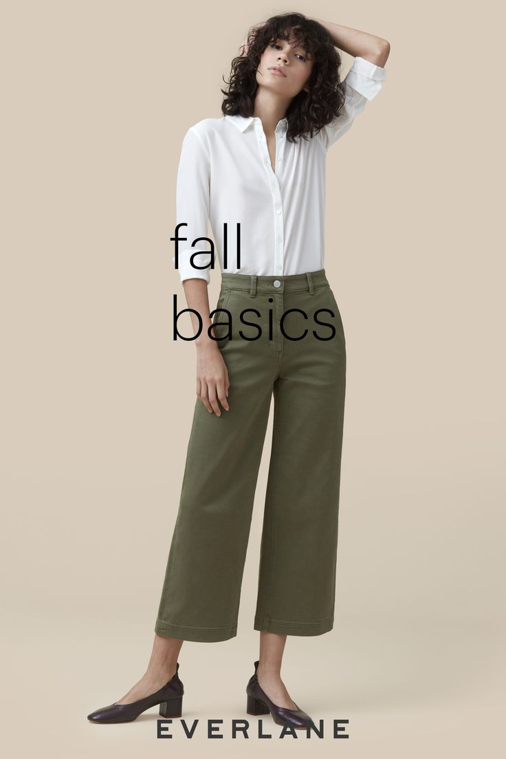 Everlane believes that making the right choice can be as easy as putting on a great pair of pants. That's why they partner with the best, ethical factories around the world. Source only the finest materials. And offer beautiful products--at totally transparent prices.