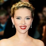Master an Easy Up-Do Braided hairstyles are everywhere—just look at Scarlett Johansson working hers on the red carpet. To get her look (without the help of a stylist), part your hair down the middle, then braid it into two plaits. Crisscross each one over the crown of your head and pin either end behind an ear with bobbi pins. Pretty polished in no time. Gareth Cattermole/Getty Images