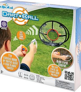Djubi Dart Ball Game