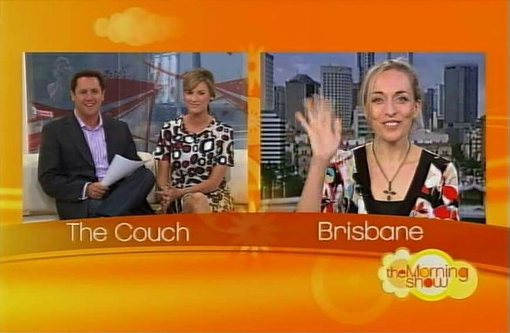 Digging through some old screenshots of my TV appearances...  One of the highlights...being interviewed on Ch 7's, The Morning Show with Larry Emdur and Kylie Gillies 😎😎😎  Just try and wipe that smile off my face!!! http://www.kathryneggins.com/unleashyourinnervideorockstar/