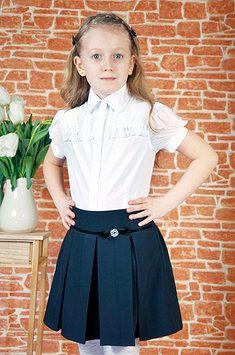 ™Веснушка, Школьная форма, Блузки, Купить Блузку