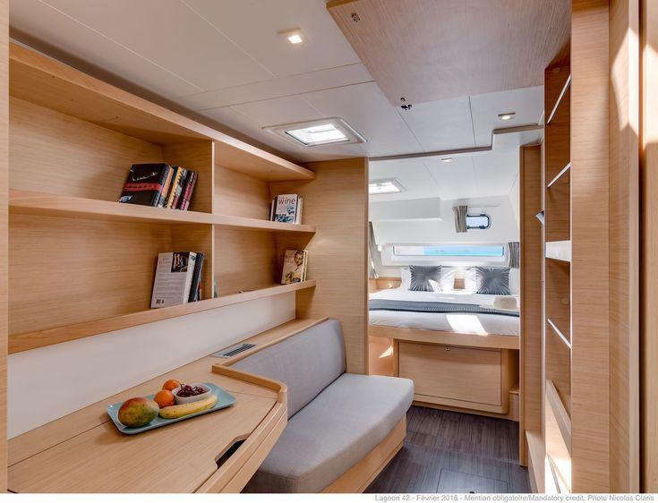 Lagoon Catamaran: sale, rental, catamaran and luxurious yacht construction - 42