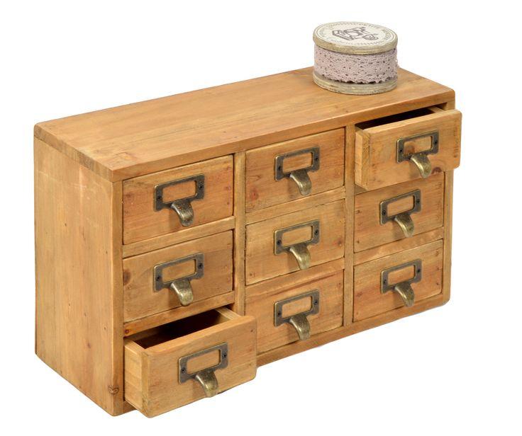1000 ideas about boite bois on pinterest petit coffre for Meubles a tiroirs en bois