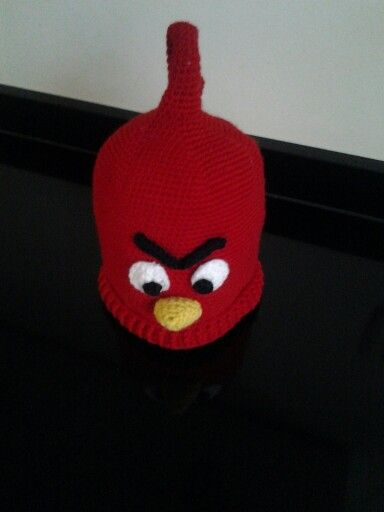 Angry Birds muts voor Jurn 1-12-2014
