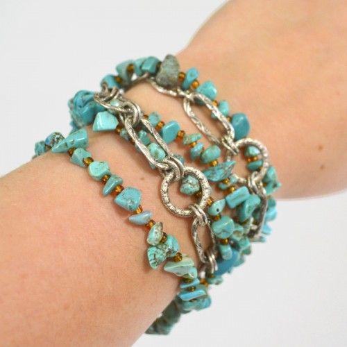 13 Charming Bohemian Jewelry Craft Ideas   Shelterness