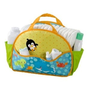 Fisher-Price Precious Planet Bath and Changing Caddy