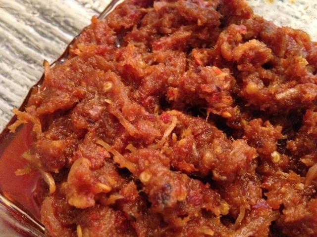 Recipe: Homemade XO sauce using Thermomix | Pingheng