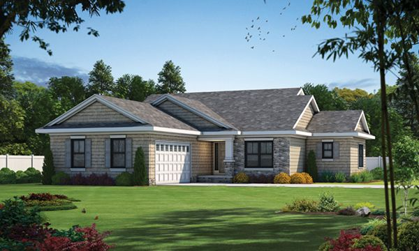Merlot Cottage Craftsman Home Craftsman House House Plans House Plans And More