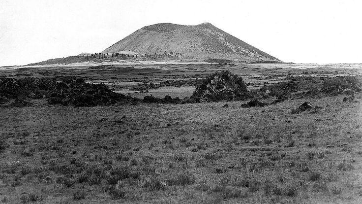 Capulin 1909 Capulin Volcano National Monument