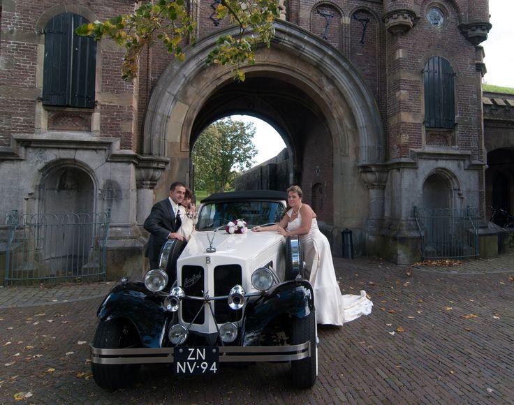 Klassiek vervoer voor o.a. Bruiloften, Vrijgezellen Feesten, Gala's en Familie uitjes  al vanaf 65,= p/u