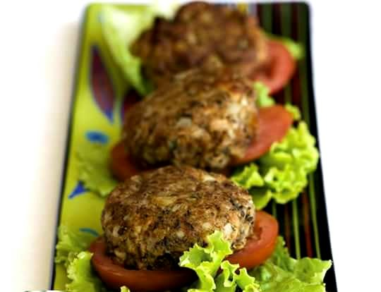 Canned Sardine Fish Cakes