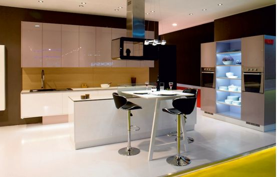 The optimum utilization of space and convenience of making and designing a modular kitchen for any space are the reasons, which are driving the demand for modular kitchens in India. for more details read  here.